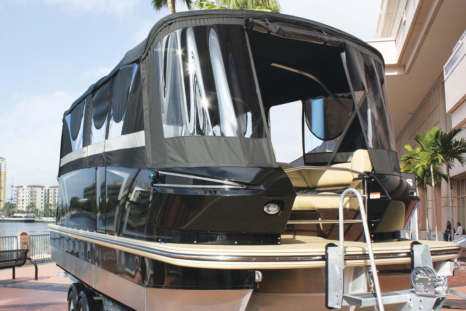 Pontoon Boat Enclosures Tops Ameritexdirect